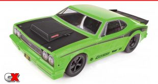 Team Associated DR10 - Green Edition   CompetitionX