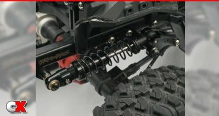 Xtra Speed Aluminum Cantilever Kit - Traxxas TRX-4   CompetitionX