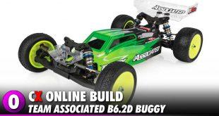 Team Associated B6.2D Video Build - Part 1 | CompetitionX