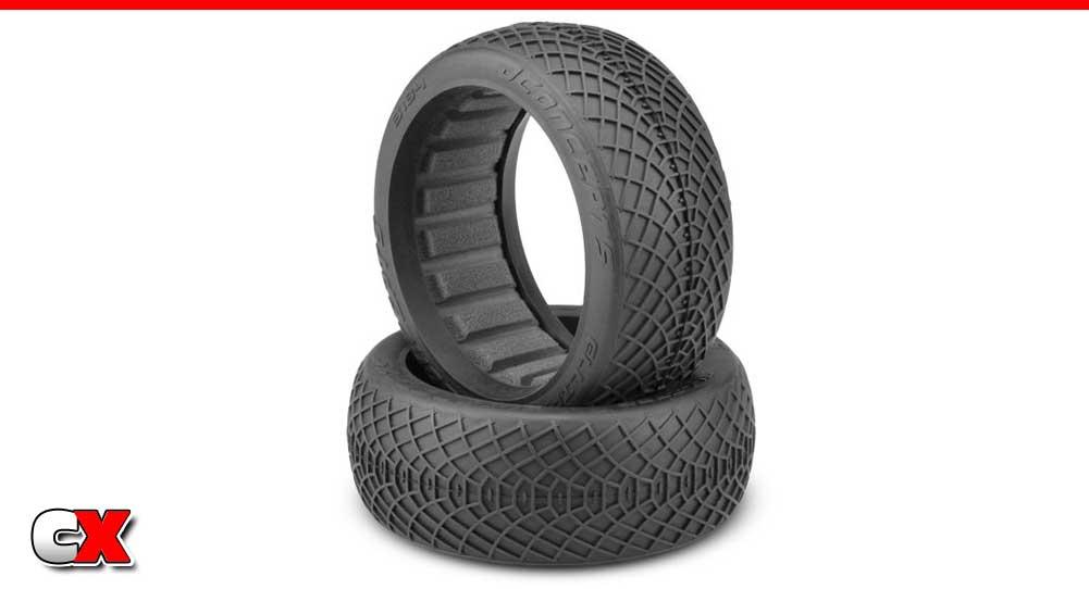 JConcepts Ellipse 1/8 Buggy Tire - Silver Compound | CompetitionX