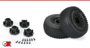 Pro-Line Racing Gladiator SC M2 Offroad Tires - Mounted