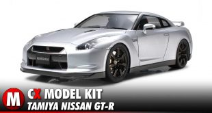 Tamiya Nissan GT-R Model Kit Unboxing | CompetitionX
