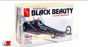 AMT Black Beauty Wedge Dragster Kit | CompetitionX