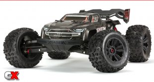 ARRMA Kraton EXB Full-Option Roller   CompetitionX