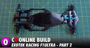 Video: Exotek Racing F1ULTRA Video Build - Part 2 | CompetitionX
