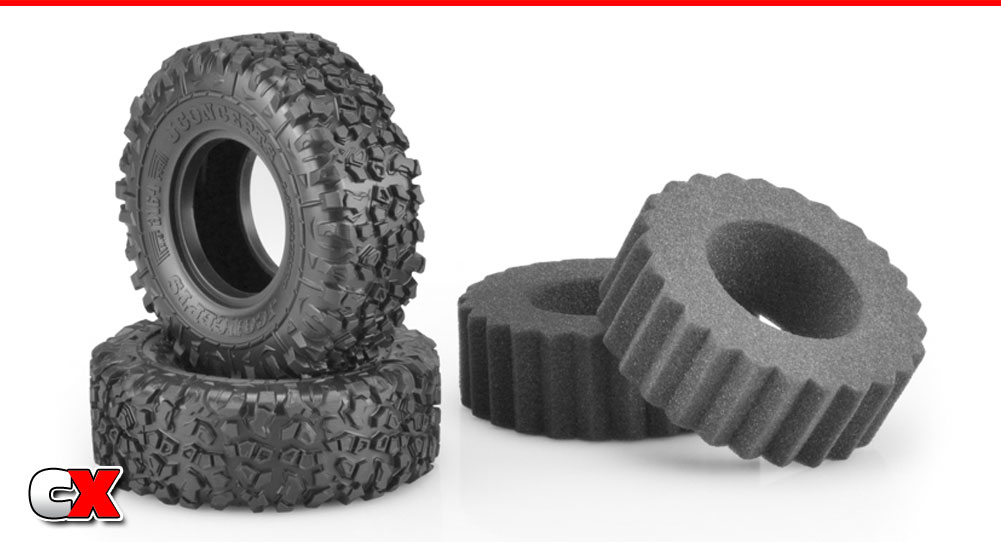 JConcepts Landmines 4.19 Scale Country Tires |  CompetitionX