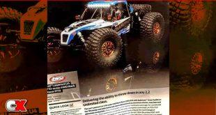 Losi Lasernut U4 4WD Rock Racer RTR | CompetitionX