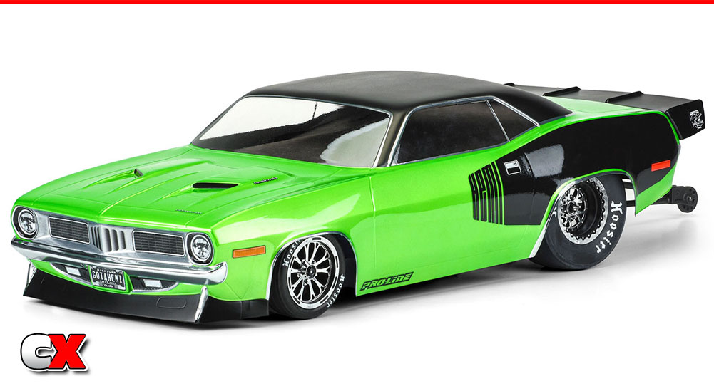 Pro-Line 1972 Plymouth Barracuda Body | CompetitionX