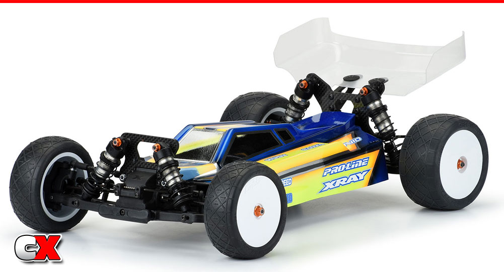 Pro-Line Axis Lightweight Body - Xray XB4 | CompetitionX