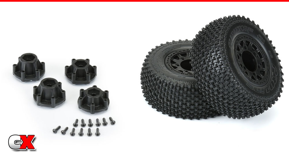 Pro-Line Gladiator SC 2.2/3.0 M3 Offroad Pre-Mounted Tires | CompetitionX
