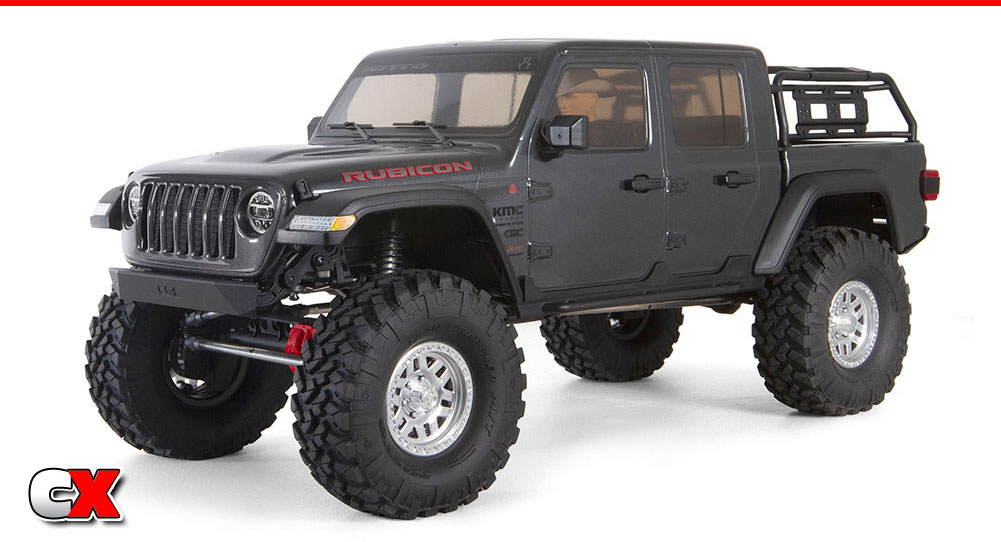 Axial Racing SCX10 III Jeep Gladiator JT RTR | CompetitionX