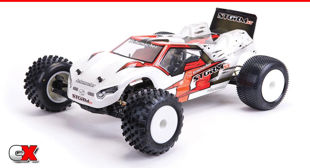 Schumacher Storm ST 2WD Racing Truck Kit | CompetitionX