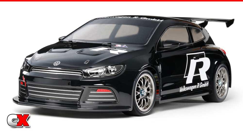 Tamiya Volkswagen Scirocco GT | CompetitionX