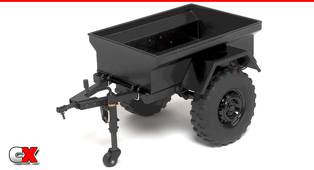 RC4WD M416 Scale Trailer   CompetitionX