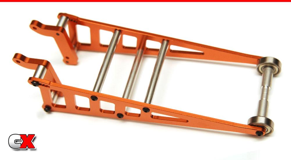 STRC Aluminum Wheelie Bar Kit - Team Associated DR10   CompetitionX