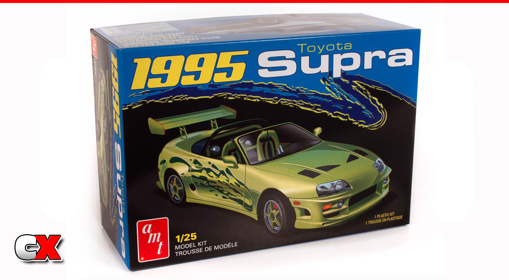 AMT 1995 Toyota Supra Model Kit | CompetitionX
