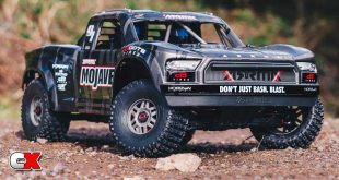 ARRMA Mojave EXB Full Option Roller   CompetitionX
