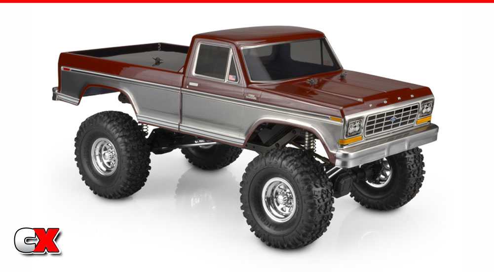JConcepts 1970 Ford F-250 Body Set | CompetitionX