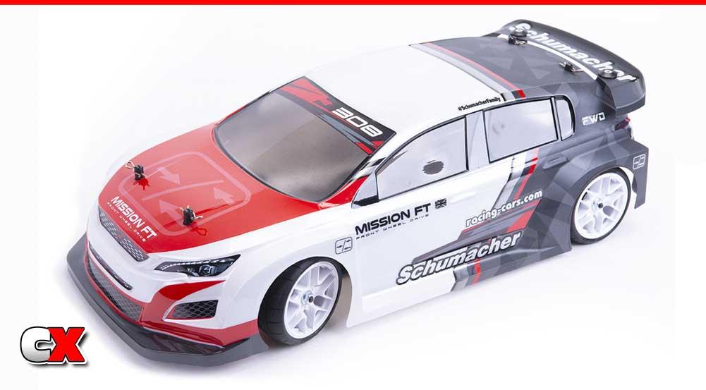 Schumacher Mission FT FWD Kit | CompetitionX