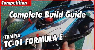 Complete Tamiya TC-01 Formula E Build Guide | CompetitionX